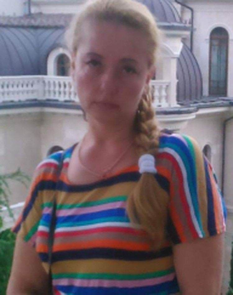Ирина Шмарина ушла из дома и не вернулась. Фото: МВД по РК