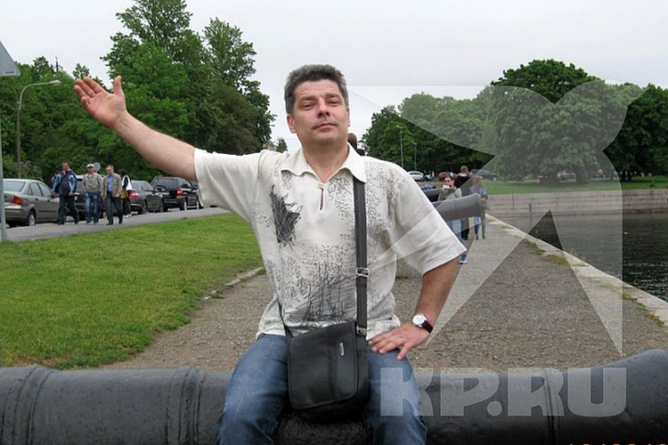 Пострадавший - 57-летний Сергей Захаров из Рязани