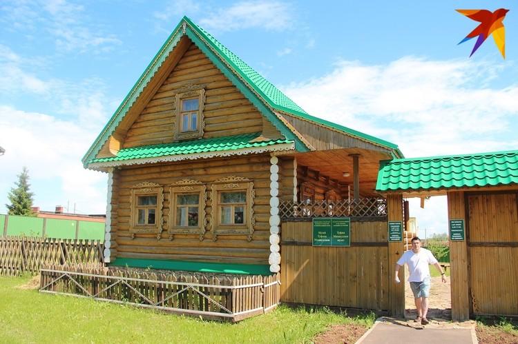 Дом-музей Туфана Миннулина