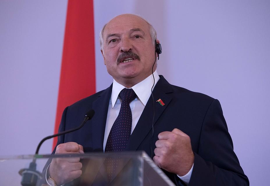Действующий президент Александр Лукашенко Фото: GLOBAL LOOK PRESS