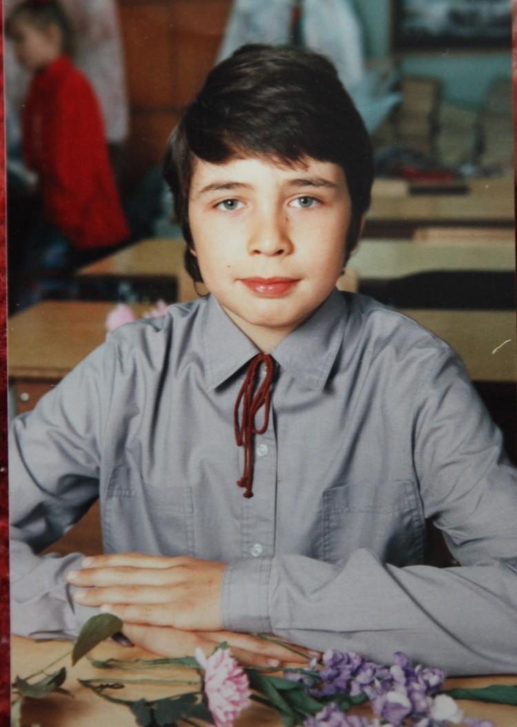 Виктор Цой погиб, когда Александру было всего пять лет. Фото: пересъемка Тимура Ханова
