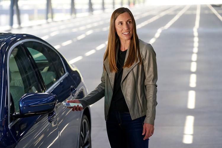 Цифровые ключи для автомобиля позволяют отпирать двери и запускать двигатель с iPhone или Apple Watch