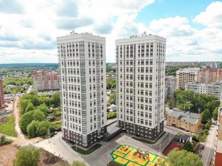 19 июня компания получила разрешение на ввод в эксплуатацию ЖК «Невский» (Мервинская улица, дом 35).