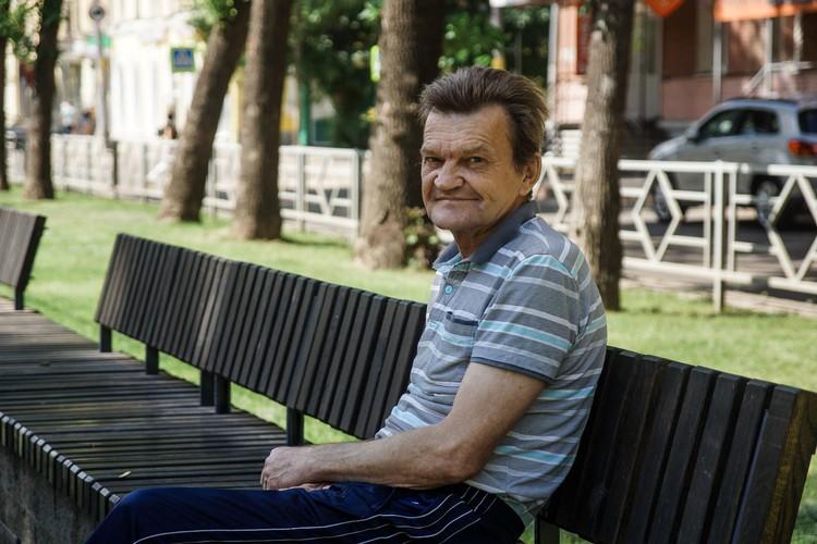 Николай, пенсионер, офицер запаса