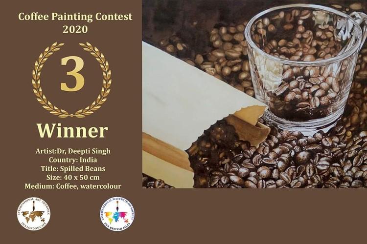 3 место в конкурсе