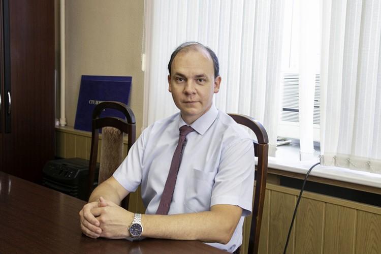 Проректор УГНТУ Александр Могучев