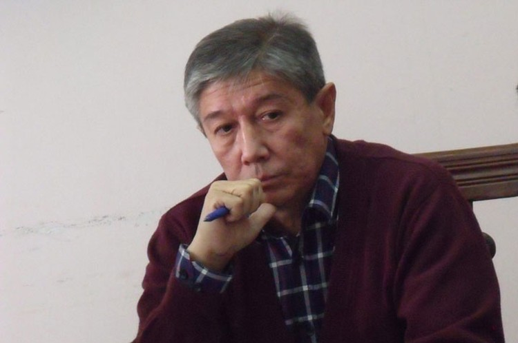 Директор негосударственного научного учреждения «Караван знаний» Фарход Толипов принял участие в круглом столе, посвященном проблеме биолабораторий, которые дислоцируются на территории Центральной Азии.