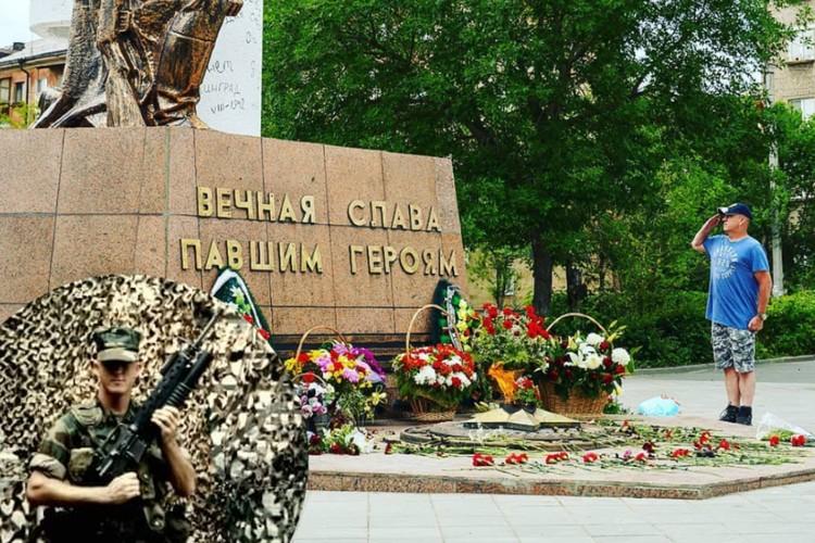 Россия стала для бывшего морпеха армии США второй родиной. Фото:предоставлены героями публикации