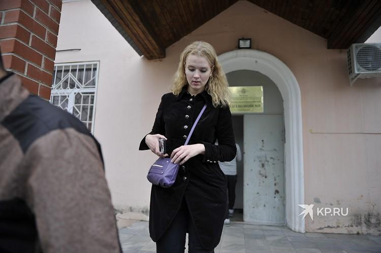 Христина Симушкина заявила, что из-за бездействия отца Сергия ее мать скончалась от рака