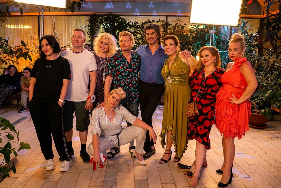 Съемки клипа заняли всего два дня (Фото: пресс-служба Марины Федункив).