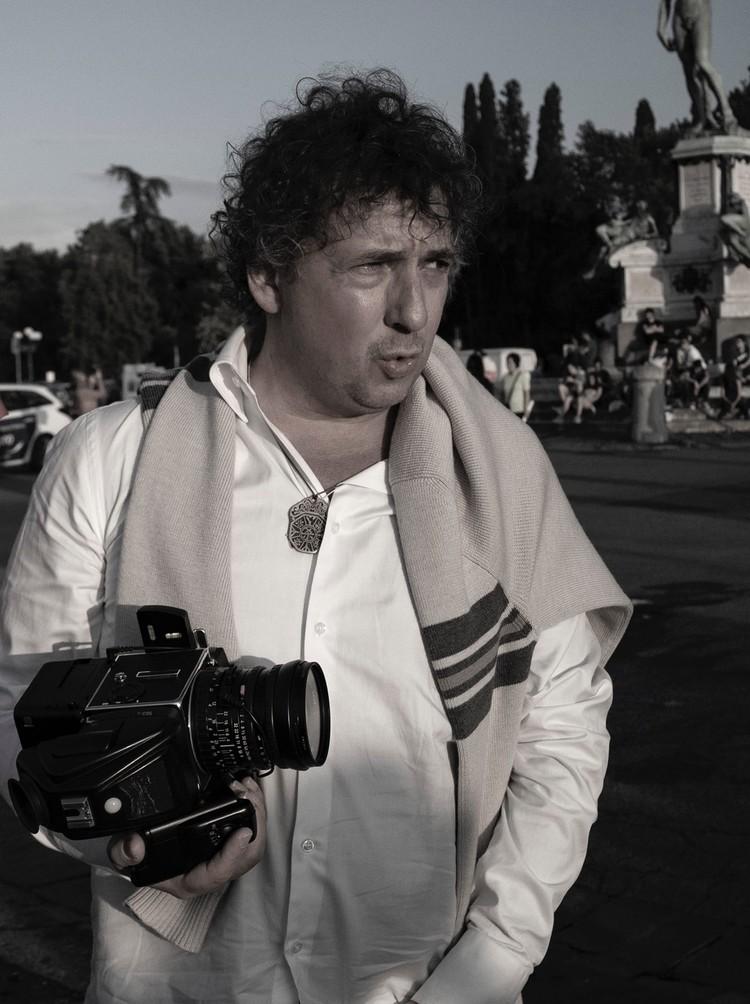 Фотограф Сергей Берменьев