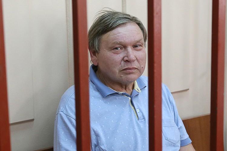Павел Коньков. Фото: Владимир Гердо/ТАСС