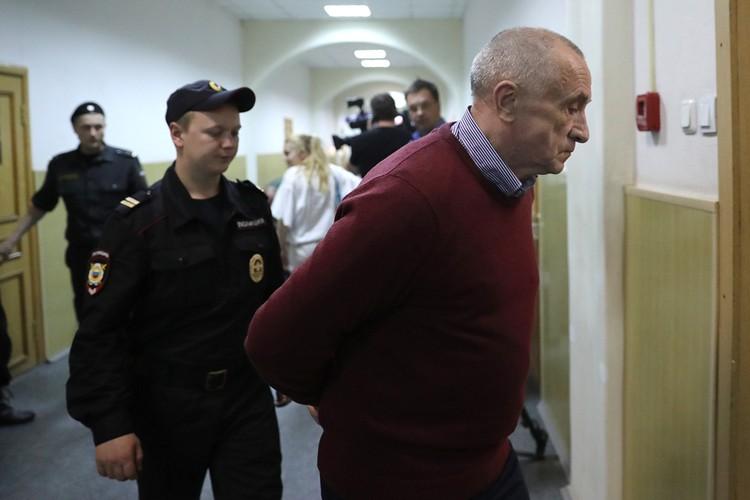 Александр Соловьев. Фото: Сергей Савостьянов/ТАСС