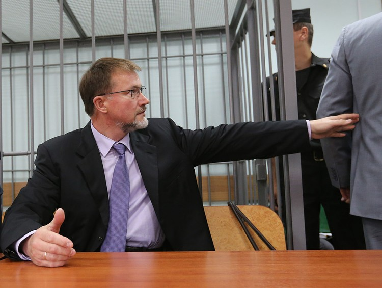 Вячеслав Дудка. Фото: Сергей Фадеичев/ТАСС