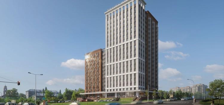 В комплексе будут располагаться более 500 апартаментов на любой вкус – вы можете подобрать вариант под себя. Фото: сайт ГК «Каркас Монолит»
