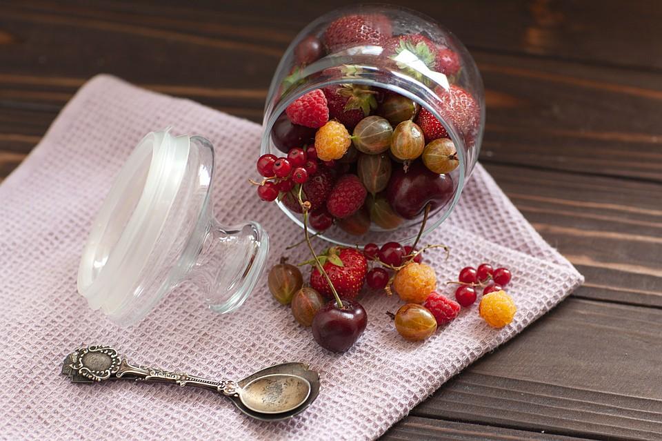Rаждая из ягод «специализируется» на предохранении своей части мозга от свободных радикалов. Фото: Shutterstock