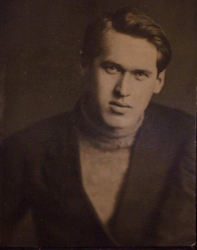 Владимир Дубовка - один из самых знаменитых поэтов своего поколения. Фото: Архив Анны Северинец