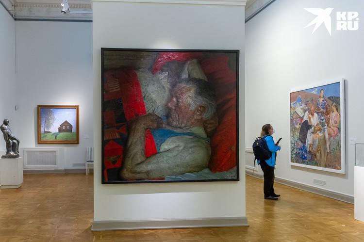 """Выставка """"Память"""", бесспорно, поразит посетителей"""