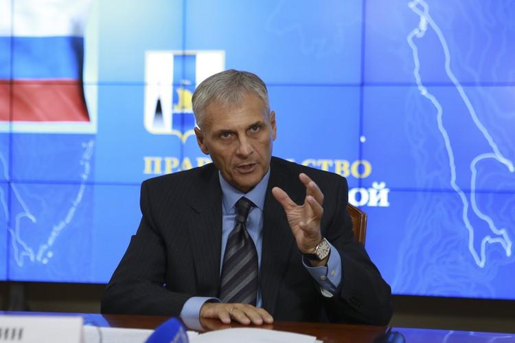 Суд в 2018 году приговорил Хорошавина к 13 годам колонии и штрафу в 500 миллионов рублей.