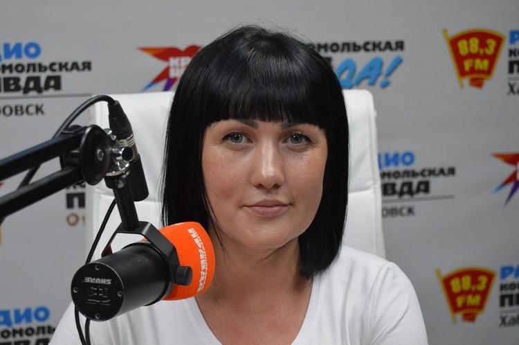 Ольга Тишковец, руководитель отдела продаж Федерального агентства недвижимости «Перспектива 24» в Хабаровском крае