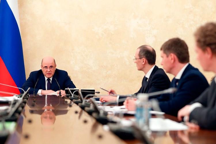 Кабинет Мишустина столкнулся с тремя кризисными ситуациями в первые полгода своей работы