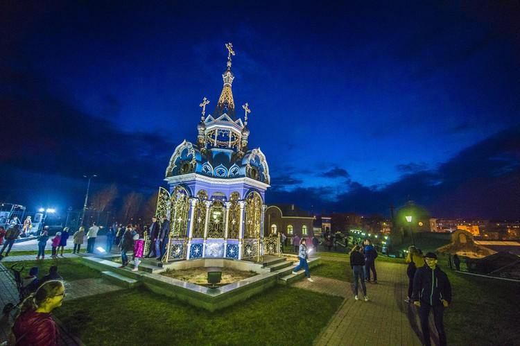 Спасо-Преображенская часовня. Автор фото: Иван ЗАХАРОВ