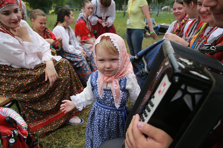 Праздник русской культуры