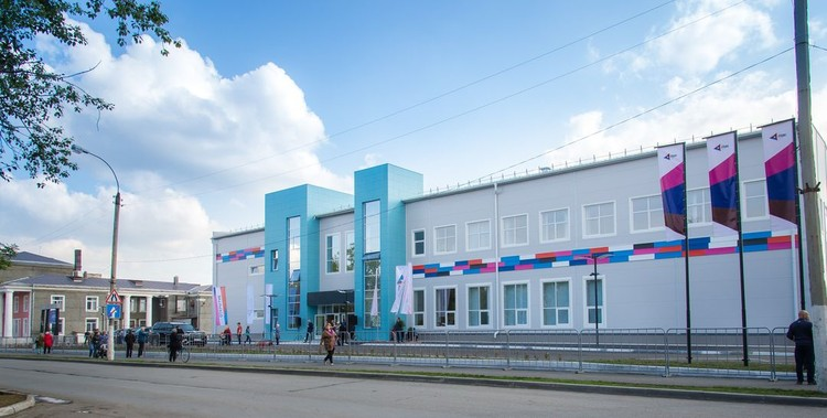 ФОК «РМК» в Коркино