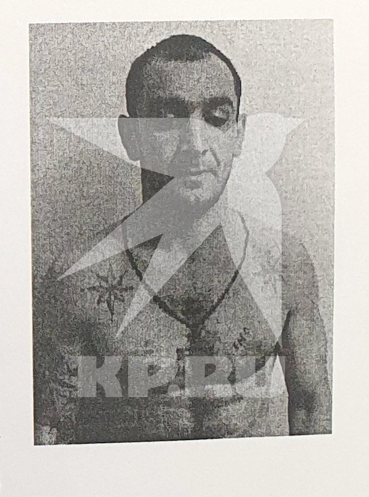 Джабраил Гейдаров, фото из материалов уголовного дела.