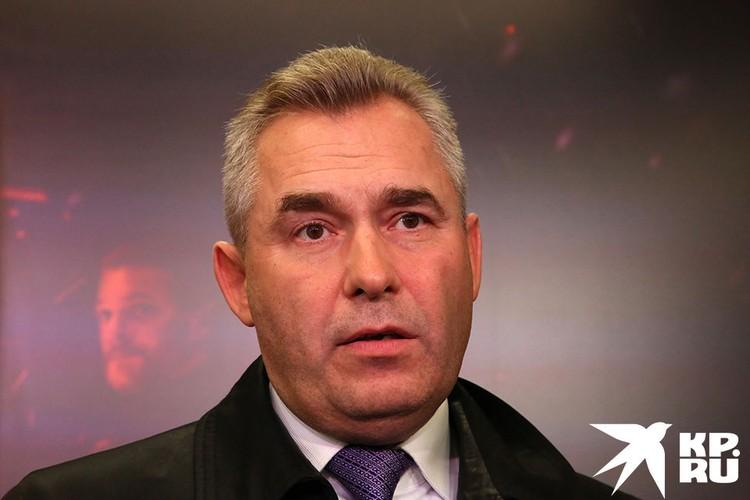 Правозащитник Павел Астахов.