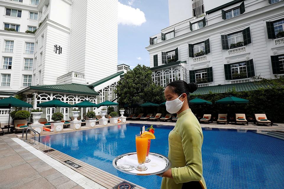 Вспышка началась в 20-х числах июля на одном из главных курортов Вьетнама, крупном приморском городе Дананге. Фото: REUTERS