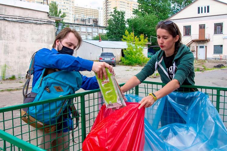 """В ближайшее время в городе должны появиться четыре крупных комплекса по переработке отходов. Фото: Экологического движения """"Раздельный сбор"""""""