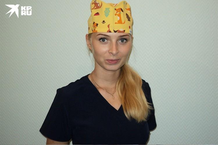 Ирина Олеговна также стала анестезиологом-реаниматологом. Фото: предоставлено героем публикации