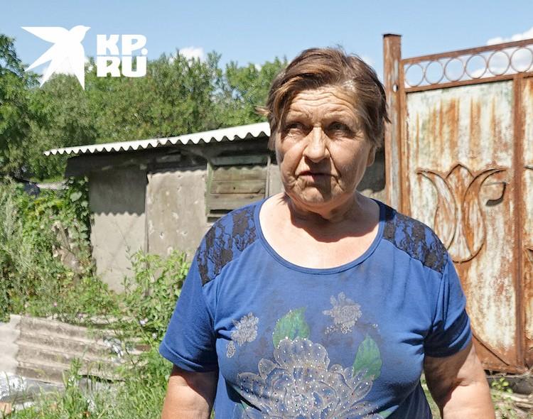 Бабушка Тамара все точки, откуда ВСУ ведет огонь, знает как свои пять пальцев.