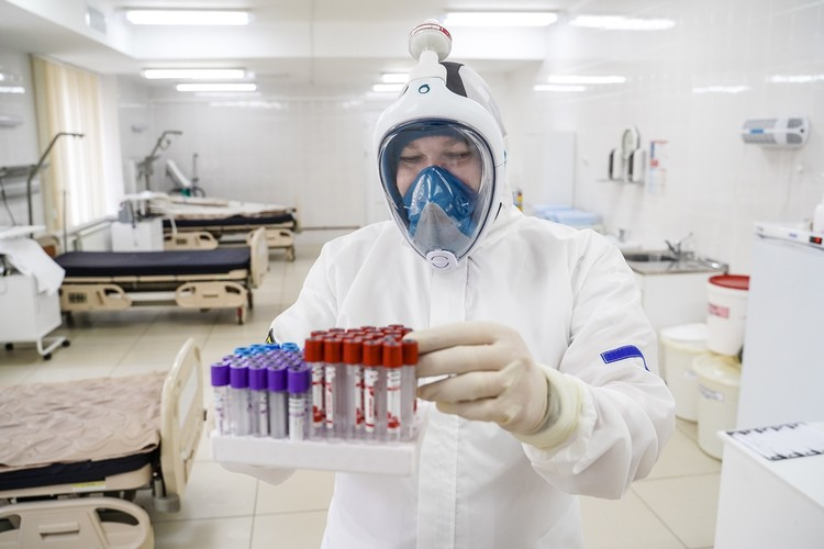 """Точный диагноз """"коронавирус"""" могут дать только лабораторные тесты."""