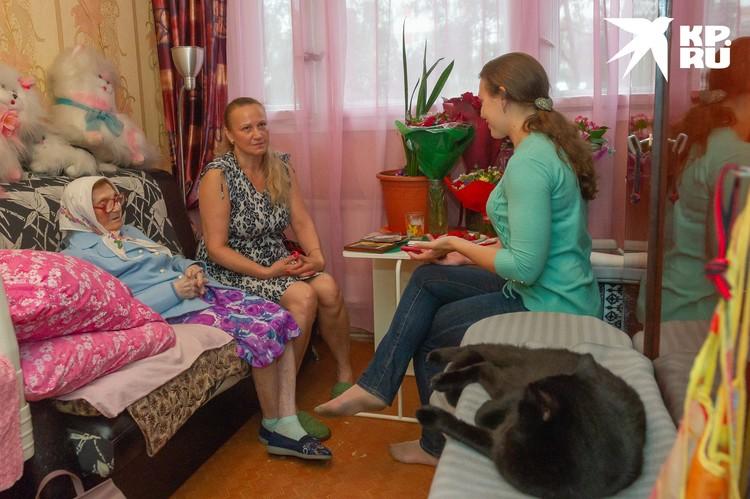 Ольга Арсентьевна и Елена уже давно стали любимчиками прессы