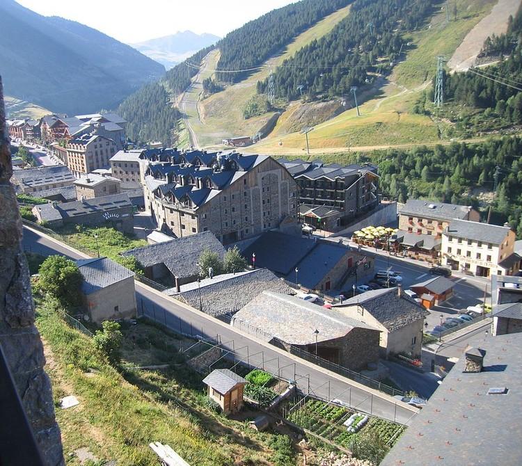 В городке Сольдеу была резиденция Бориса I. Фото: Wikipedia.org
