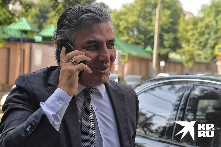 Адвокат Эльман Пашаев.