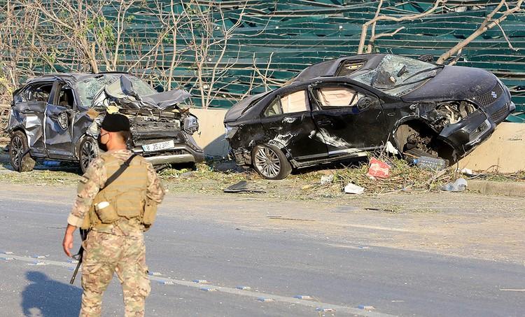 Утром 5 августа количество жертв взрыва превысило сотню человек.