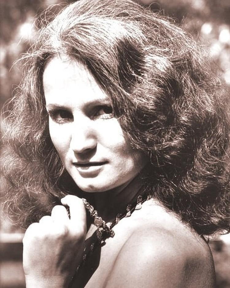 Портретное фото — В 1981 году на съемках фильма «Душа».