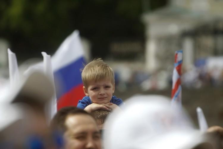 Донбасс ждет признания.