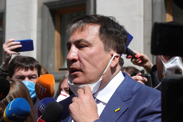 Михаил Саакашвили, назначенный президентом Зеленским главным ответственным за реформы на Украине, похоже, намерен в очередной раз поменять сферу применения своих выдающихся талантов.