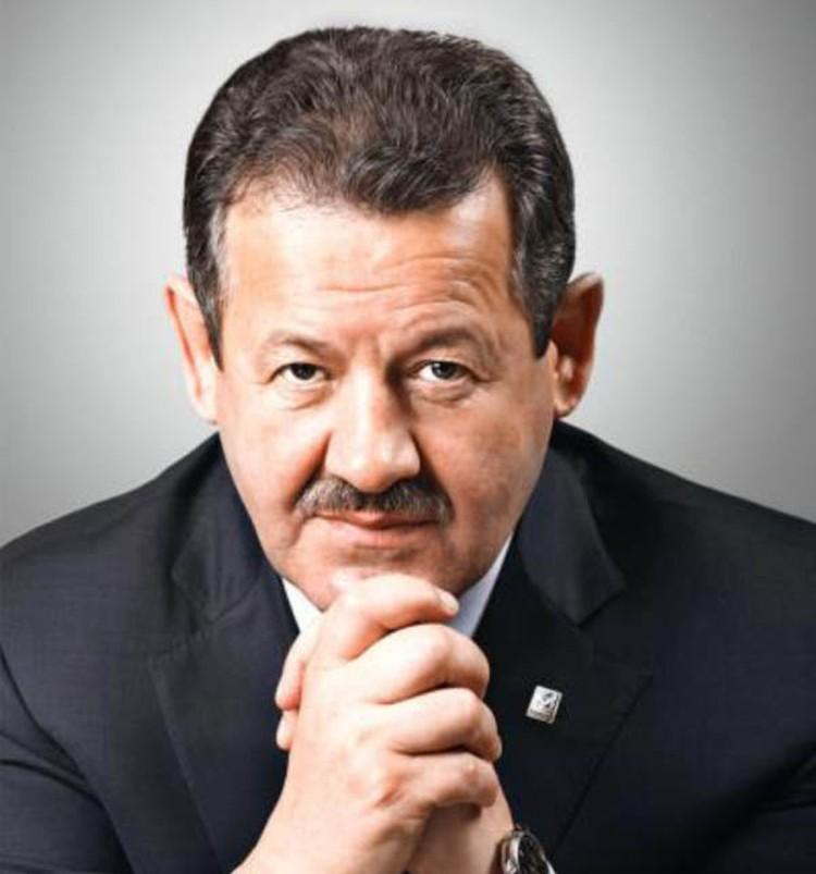 Генеральный директор АО «Мостострой-11» Николай Руссу.