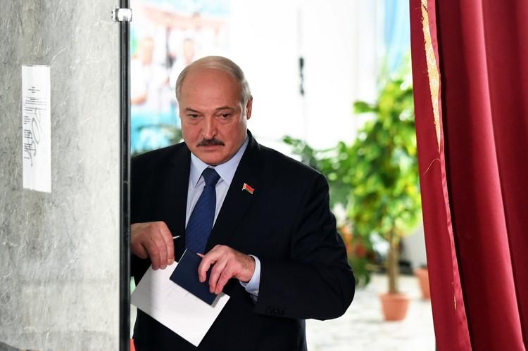 Агентство Bloomberg указывает на ошибки Лукашенко: