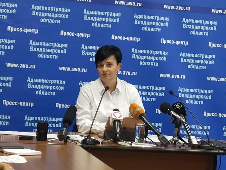 Юлия Арсенина