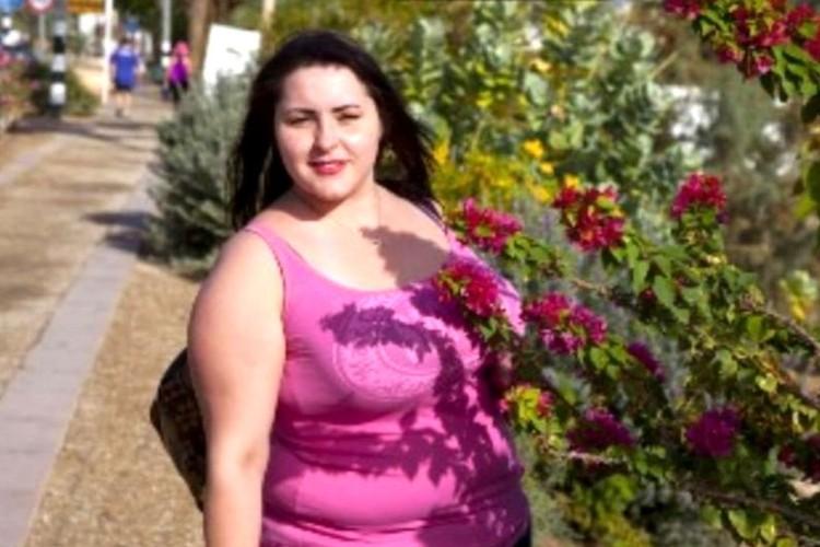 Вес Кристины доходил до 120 килограммов. Фото: предоставлено Кристиной КРИВЧУН.