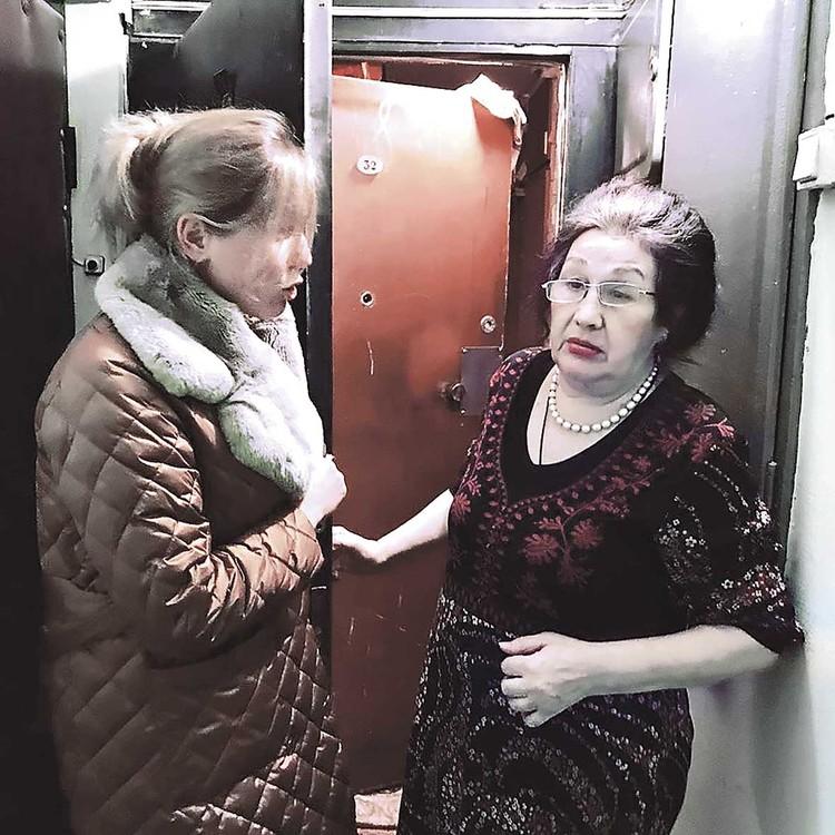Елена Юрьевна очень надеется, что внука ей все-таки вернут. Фото: Личный архив Д. Карпицкой