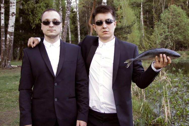 Группа Hard Bass School заподозрила коллег в плагиате Фото: Hard Bass School на съемках клипа