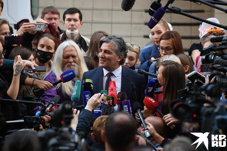 Адвокат Эльман Пашаев - защитник Ефремова