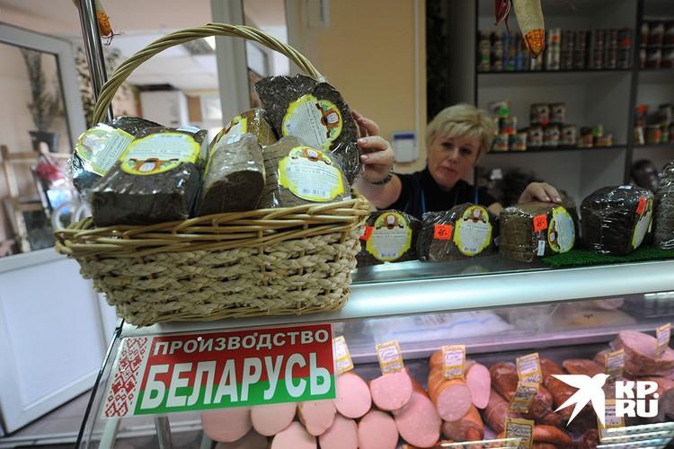 Эксперты уверены, что Россия не останется без белорусских продуктов